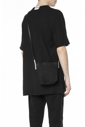 Logo-embossed shoulder bag od Rick Owens
