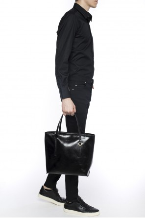 Logo-embossed shopper bag od Rick Owens