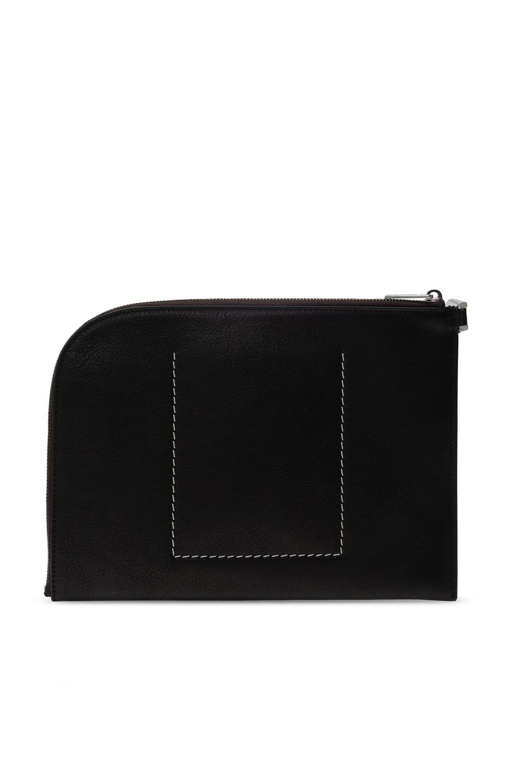 Rick Owens Leather handbag