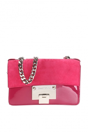 'rebel soft' shoulder bag od Jimmy Choo