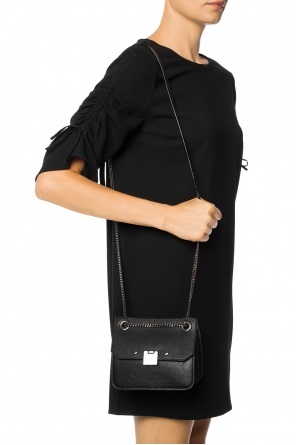 'rebel' shoulder bag od Jimmy Choo