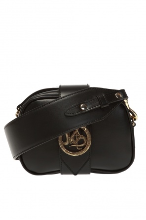 Shoulder bag with logo od Just Cavalli