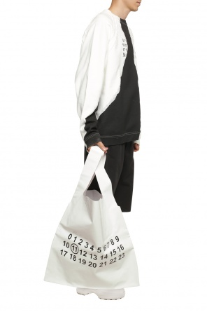 Branded shopper bag od Maison Margiela