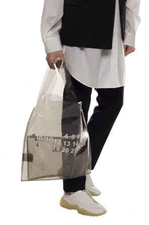Translucent shopper bag od Maison Margiela