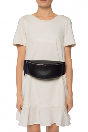 Belt bag with a zip pocket od MM6 Maison Margiela