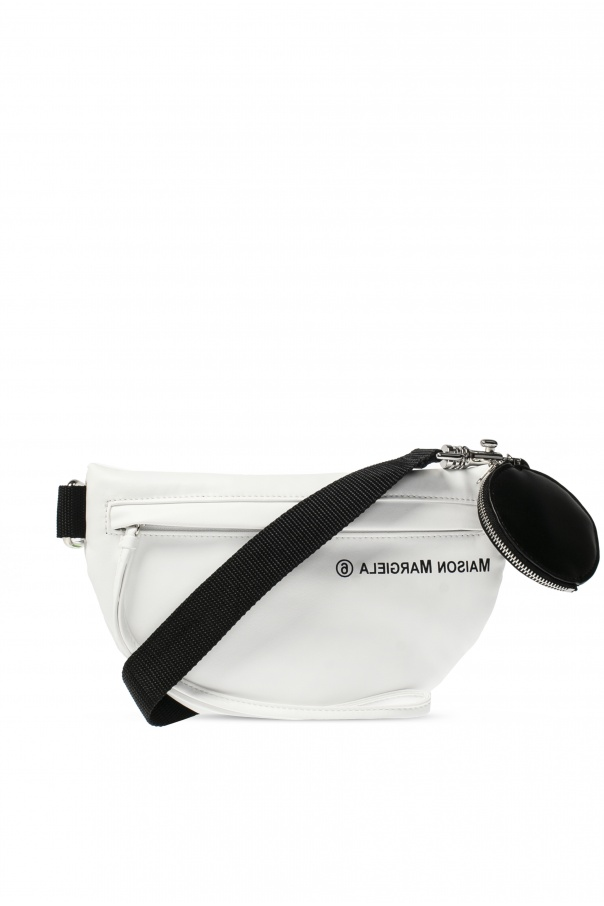 MM6 Maison Margiela Belt bag with logo