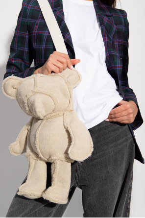 Teddy bear bag od MM6 Maison Margiela