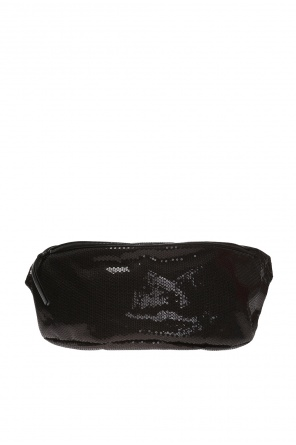 Sequinned belt bag od MM6 Maison Margiela