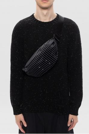 Belt 'stereotype' bag with logo od Maison Margiela