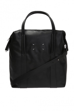 Leather shoulder bag od Maison Margiela