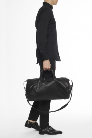 Leather holdall od Maison Margiela