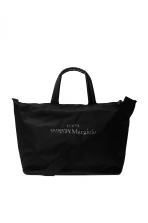 Holdall bag with logo od Maison Margiela