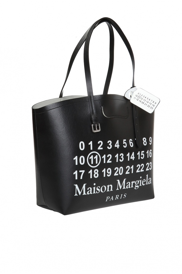 Printed shopper bag od Maison Margiela