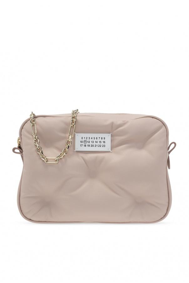 Maison Margiela Patched shoulder bag