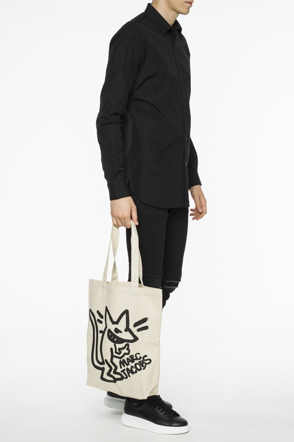 Printed shopper bag od Marc Jacobs