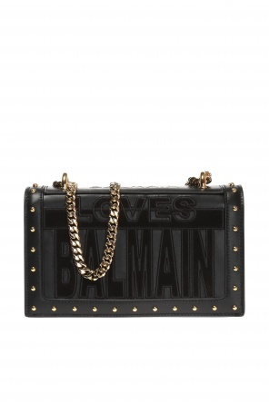 'love' shoulder bag od Balmain