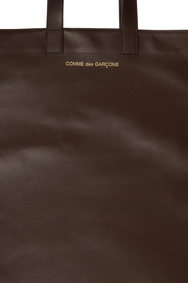 Logo托特包 od Comme des Garcons