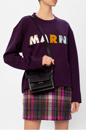 Shoulder bag with logo od Marni