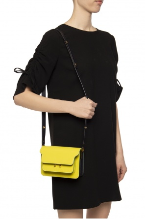 'trunk' embellished shoulder bag od Marni