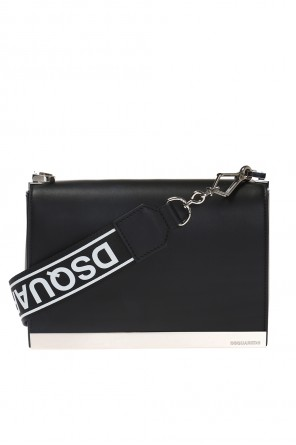Shoulder bag with a logo od Dsquared2