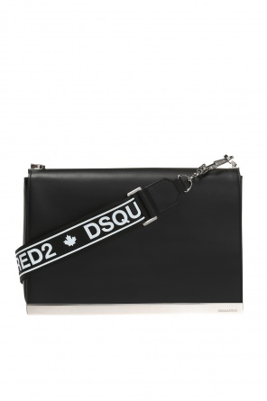 Branded shoulder bag od Dsquared2