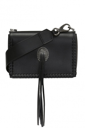 Fringed shoulder bag od Dsquared2