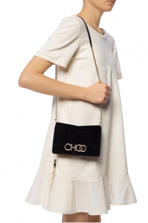 'sidney' shoulder bag od Jimmy Choo