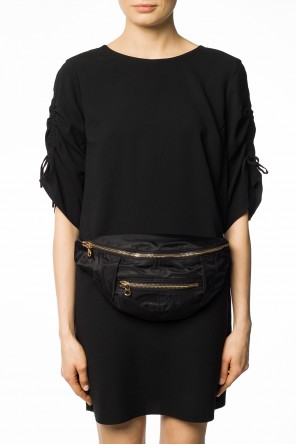 Patched belt bag od Isabel Marant