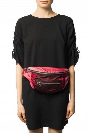 Belt bag with stitching details od Isabel Marant