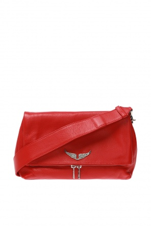 'rock grained' shoulder bag od Zadig & Voltaire