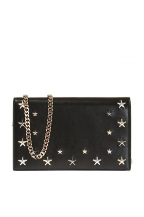 'sky' clutch od Jimmy Choo