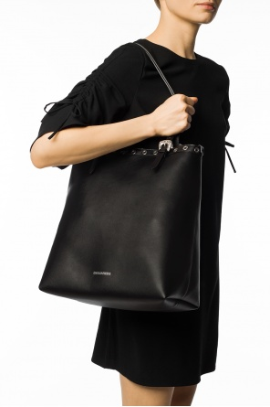 Shopper bag with logo od Dsquared2