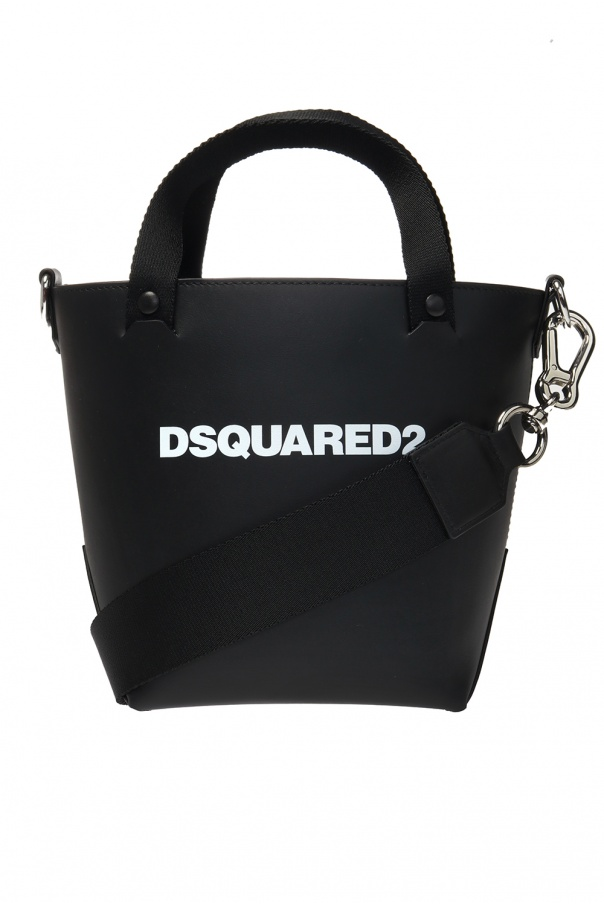 Dsquared2 Torba na ramię z logo