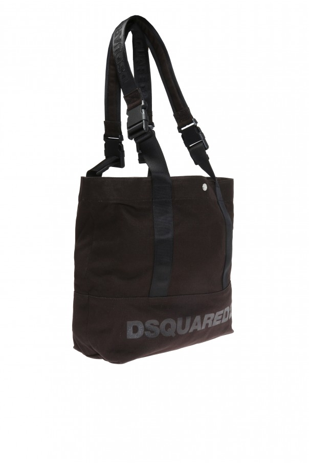 Torba typu 'shopper' od Dsquared2