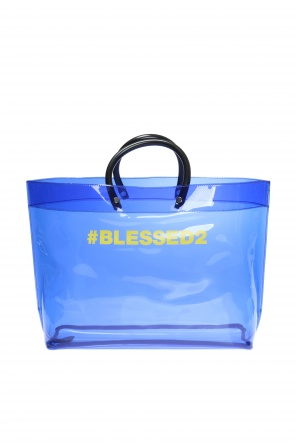 Printed shopper bag od Dsquared2