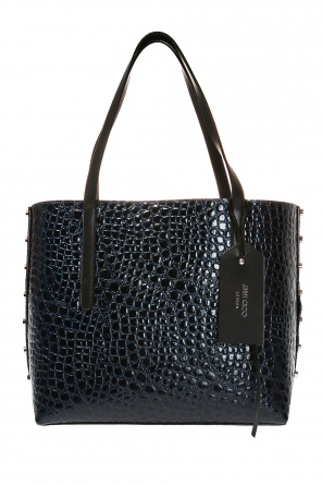 'twist' shopper bag od Jimmy Choo