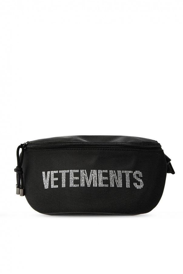 Vetements Branded belt bag