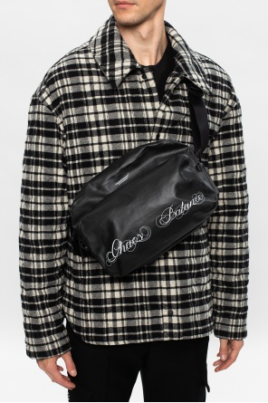 Printed shoulder bag od Undercover