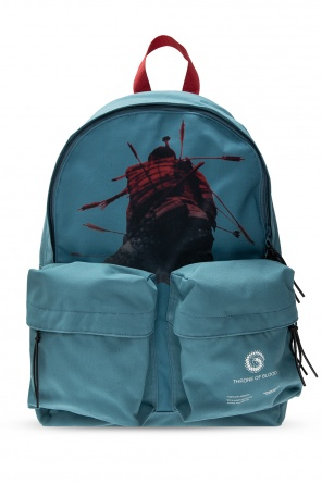 Printed backpack od Undercover