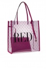 Red Valentino 'Pointote' shopper bag