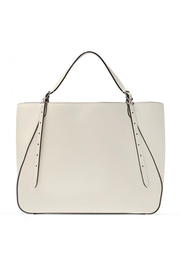 'varenne tote' leather bag od Jimmy Choo