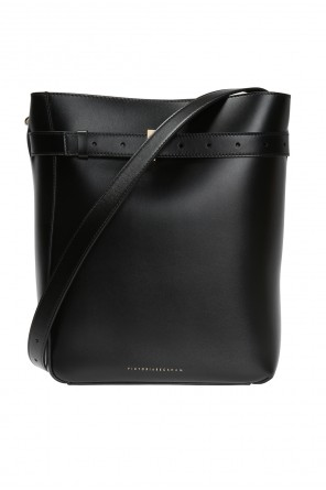 'twin bucket' shoulder bag od Victoria Beckham