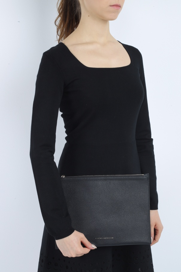 Torba 'large simple pouch' od Victoria Beckham