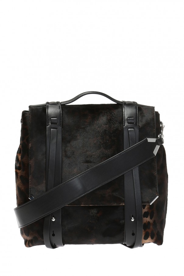'vincent' animal motif backpack od AllSaints