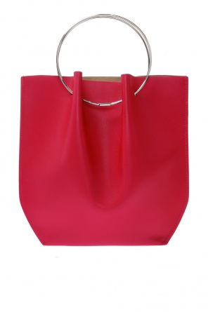 Suede handbag od The Row
