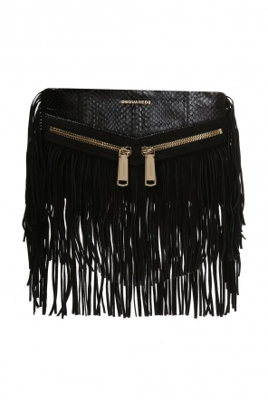 Fringe clutch od Dsquared2