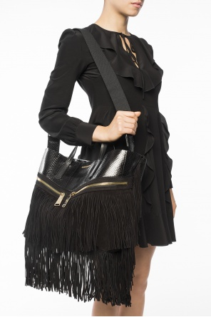 Fringe shoulder bag od Dsquared2