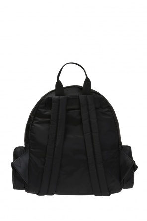 'wabi' printed backpack od Diesel