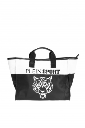 Hand bag with logo od Plein Sport