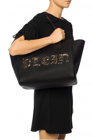 'plein gothic' shopper bag od Philipp Plein